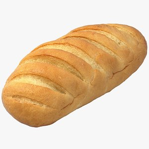 Realistic Loaf 3D model