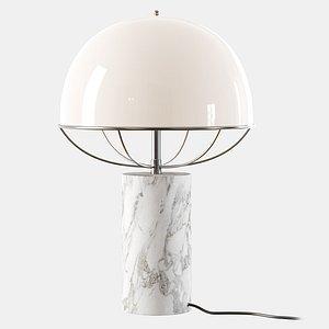 3D Jil Table Lamp by Lorenza Bozzoli