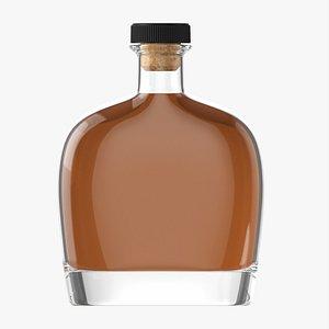 Whiskey bottle 11 model