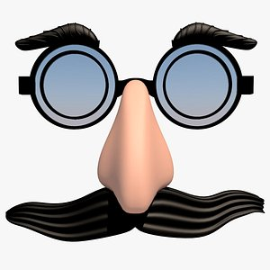 Disguise Glasses 3D
