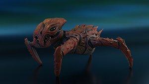 3D model Monster: Insectum.