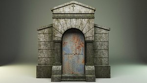 Tomb 3D model