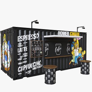 coffee homer model