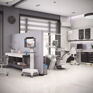 3D dentist office
