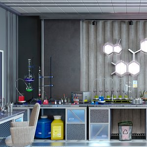 Laboratory Modern Day Pro 3D