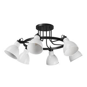 3D 761060 Acrobata Lightstar Ceiling chandelier model