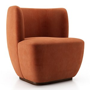 3D Chair Bianchi