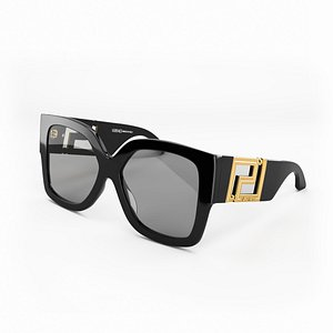 3D Versace Sunglasses 4402