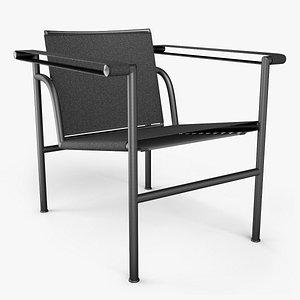 3D lc1 armchair model