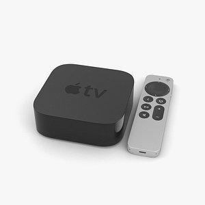 Apple TV 4K 2021 3D