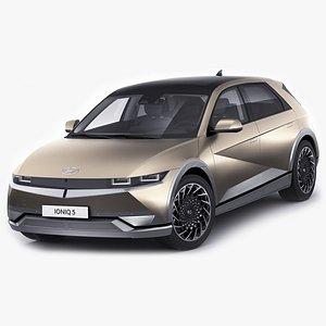 3D model Hyundai Ioniq 5