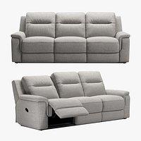 Sutol Recliner Sofa