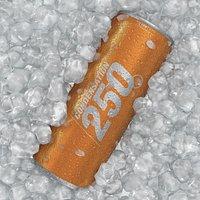 Slim Condensation Can 250ml Big Ice Heap
