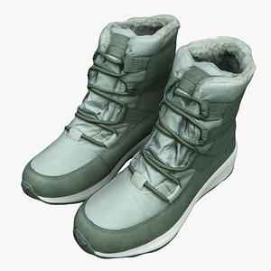 boots snow model