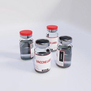 3D Medicine Bottle