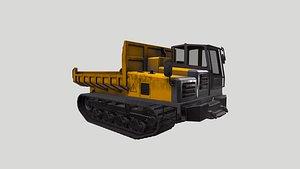 3D equipment terramac
