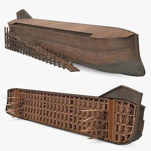 Noah Ark Cross Section Dirty model