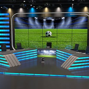 3D studio sports