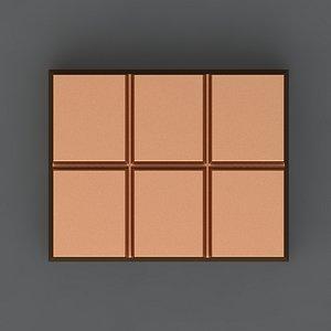 choco chocolate 3D