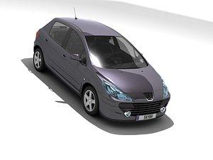 Peugeot 307 2006 Sport pack model