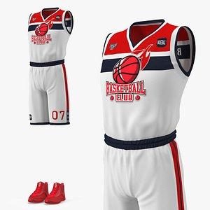 3D basketball wear