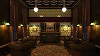 Vintage Speakeasy Pub
