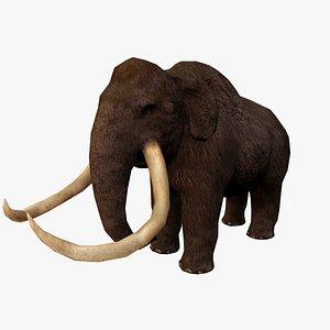 mammoth animal nature 3D