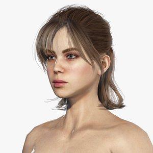 3D Woman 1 JYK