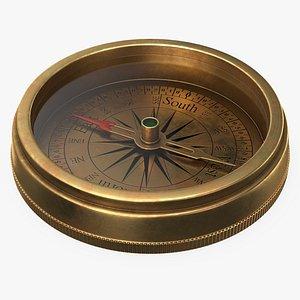 3D compass pbr
