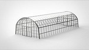 green house 3D