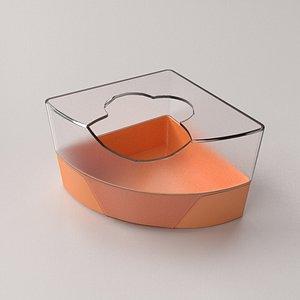 Hamster Bath Tub 3D model