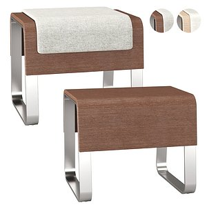 3D HBF Cheval benches