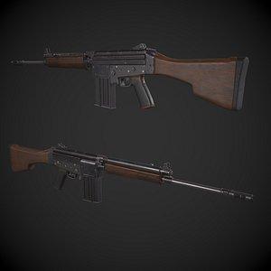 FN-Fal model