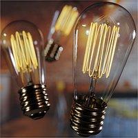 Vintage Light Bulb 1