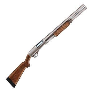 3D shotgun remington model
