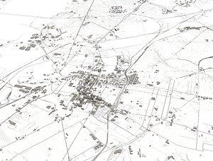 wilmington city 3D model