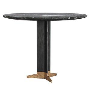Table by Ignazio Gardella model