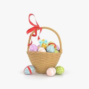 3D Easter Basket
