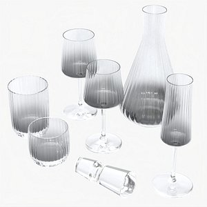 3D Drinkware collection