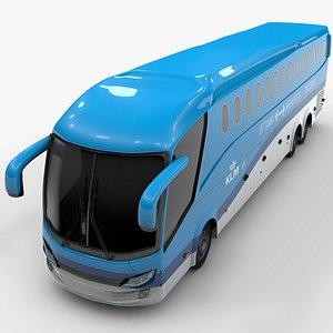 3D shuttle bus klm