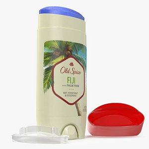 spice deodorant men fiji 3D