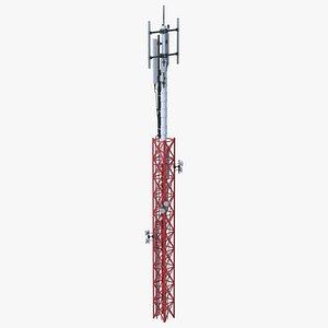 3D Cellular  Tower