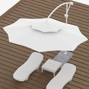 loungers patio umbrella 1 model