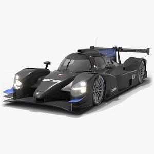 3D Duqueine D08 Le Mans Prototype LMP3 model