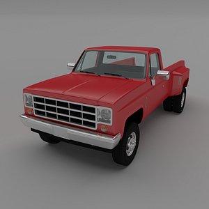 pick-up 3 3D model