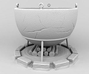 medieval boiler model