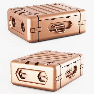 concept design ammo crate 3D
