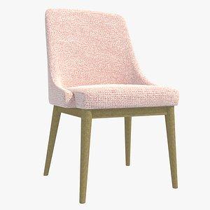 3D guernsey chair model