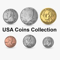 USA Coins Collection PBR