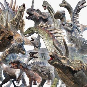 dinosaur dino 3D